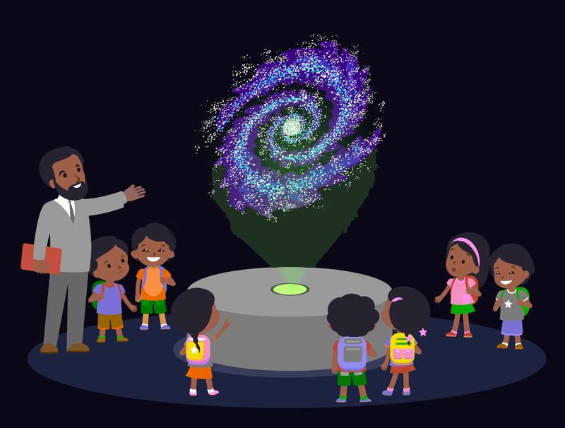 Προπαρασκευαστικά μαθήματα μαθητικού διαγωνισμού αστρονομίας